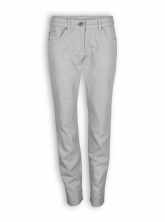 5-Pocket Hose von Madness in silver