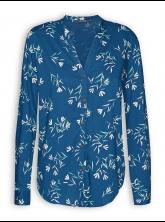 Bluse Breezy von GreenBomb in sailor blue