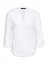 Bluse Charming von GreenBomb in white