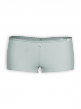 Hot Pants von Comazo in silber