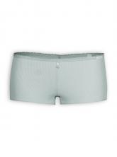 Hot Pants von Comazo in silber
