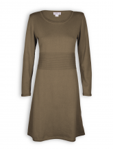 Kleid von Madness in chocolate chip