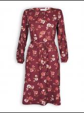 Kleid Delfine von Lana in Nizza red dahlia