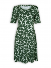 Kleid Larena von Lana in Larena dark green