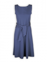 Kleid Mailin von Lana in mood indigo