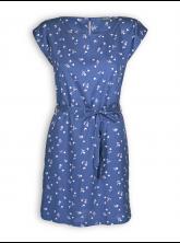 Kleid Mellow von GreenBomb in ocean blue