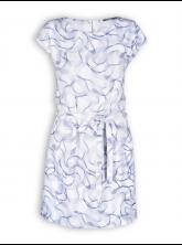 Kleid Step von GreenBomb in white