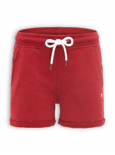 Kurze Jogginghose von recolution in deep red