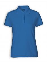 Polo Shirt von Neutral in royal