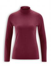Shirt Kimberly von HempAge in chestnut