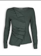 Shirt Lilly von Lana in deep green