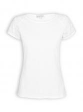 Shirt mit Stickerei von Madness in white
