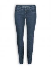 Slim Jeans von Bleed in stonewashed denim