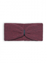 Stirnband von recolution in red/navy