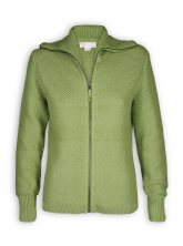 Strickjacke von Madness in avocado