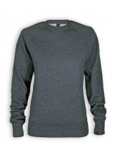 Sweatshirt von EarthPositive in black twist