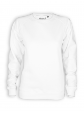 Sweatshirt von Neutral in white