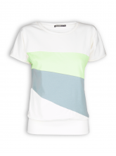 T-Shirt von GreenBomb in blue mix