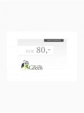 Gutschein im Wert von EUR 80,-