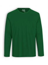 Basic Longsleeve von Neutral in bottle green