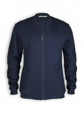 Blouson Zipper von GreenBomb in navy