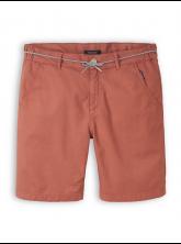 Canvas Shorts von recolution in dark summer orange