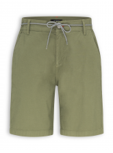 Canvas Shorts von recolution in olive
