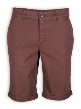 Chino Short von Bleed in rusty red