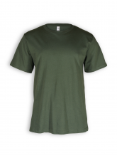 Classic T-Shirt von EarthPositive in moss green