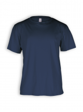 Classic T-Shirt von EarthPositive in navy blue