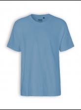 Classic T-Shirt von Neutral in dusty indigo