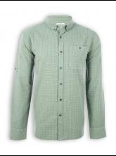 Hemd Break von GreenBomb in light khaki