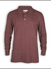 Langarm Polo Shirt von Madness in black/hokkaido
