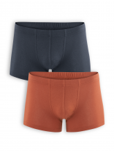 Pants Daxon (2er Pack) von Living Crafts in blue/roast