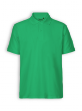 Polo Shirt von Neutral in green