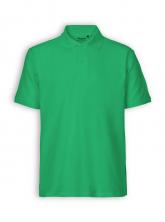 Polo Shirt von Neutral in green