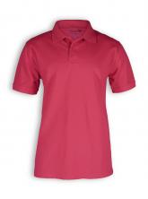 Polo Shirt von Neutral in red