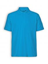 Polo Shirt von Neutral in sapphire