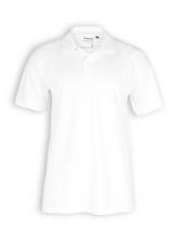 Polo Shirt von Neutral in white