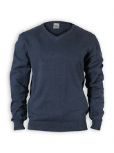 Pullover James von HempAge in graphit