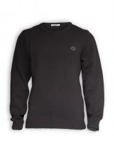 Pullover Malo von Slowmo in schwarz