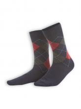 Socken Friedo (2er Pack) von Living Crafts in navy blue