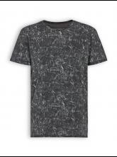T-Shirt von recolution in black/anthracite