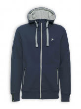Zipper Classic von recolution in navy