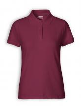 Polo Shirt von Neutral in bordeaux