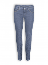 Slim Jeans von Bleed in new stonewashed denim