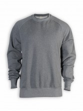 Sweatshirt von EarthPositive in dark heather