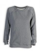 Sweatshirt von EarthPositive in dark heather