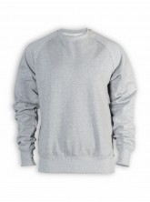 Sweatshirt von EarthPositive in light heather