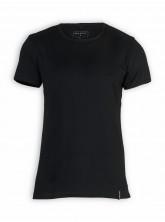 T-Shirt von more ethics in schwarz
